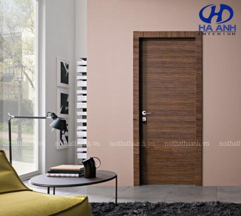 Cửa gỗ laminate HA-10220-1