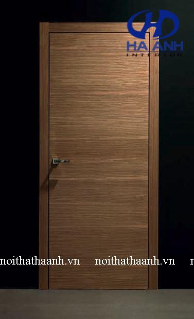 Cửa gỗ laminate HA-10222-1