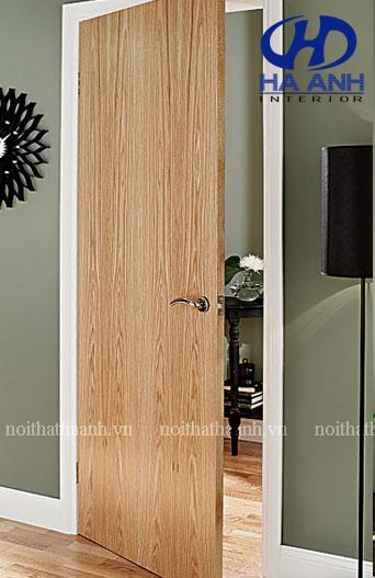 Cửa gỗ laminate HA-10223-1