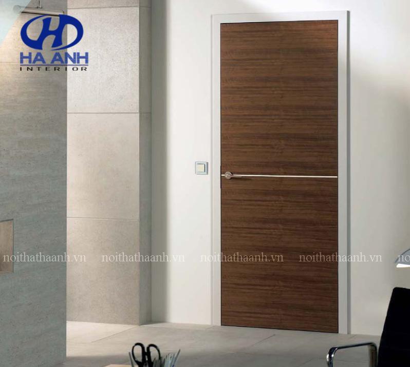 Cửa gỗ laminate HA-10226