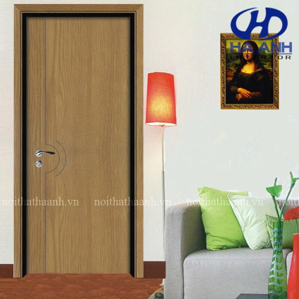 Cửa gỗ laminate HA-10229