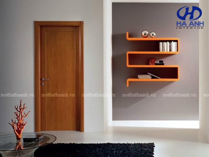 Cửa gỗ veneer HA-10119-1
