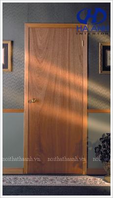 Cửa gỗ veneer HA-10131