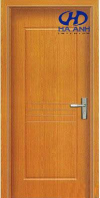 Cửa gỗ veneer HA-1011-3