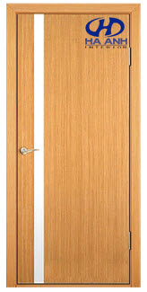 Cửa gỗ veneer HA-1011-2
