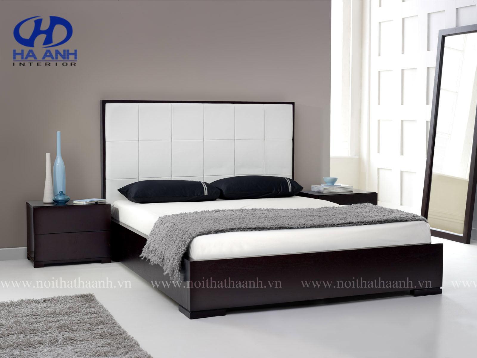 Giường ngủ HA-50816