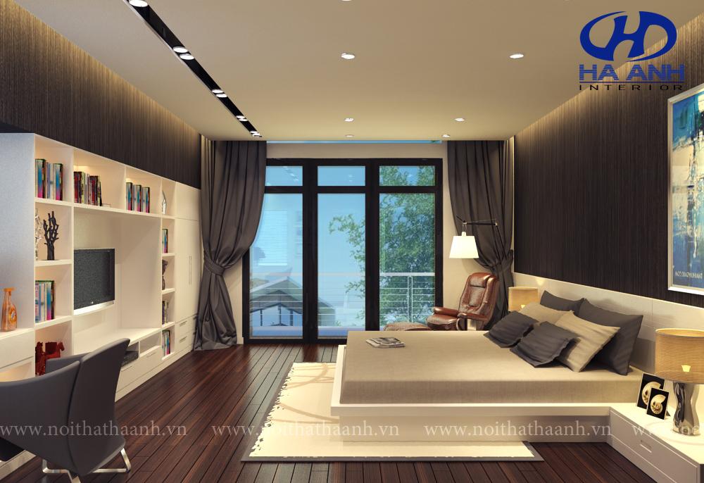 Phòng ngủ Bố Mẹ HA-40211