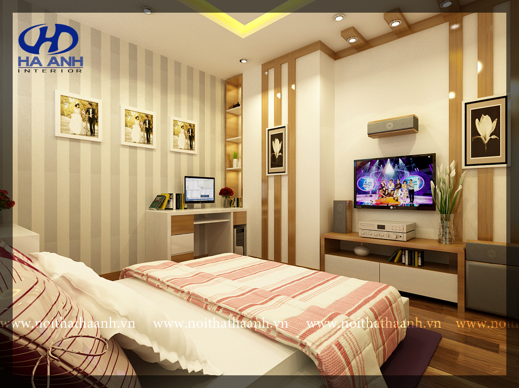 Phòng ngủ Bố Mẹ HA-40215