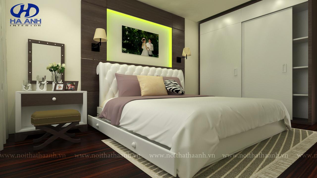 Phòng ngủ Bố Mẹ HA-40234