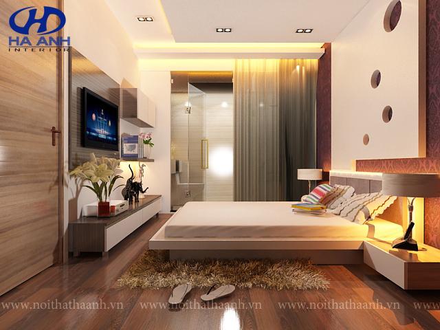 Phòng ngủ Bố Mẹ HA-40213-1