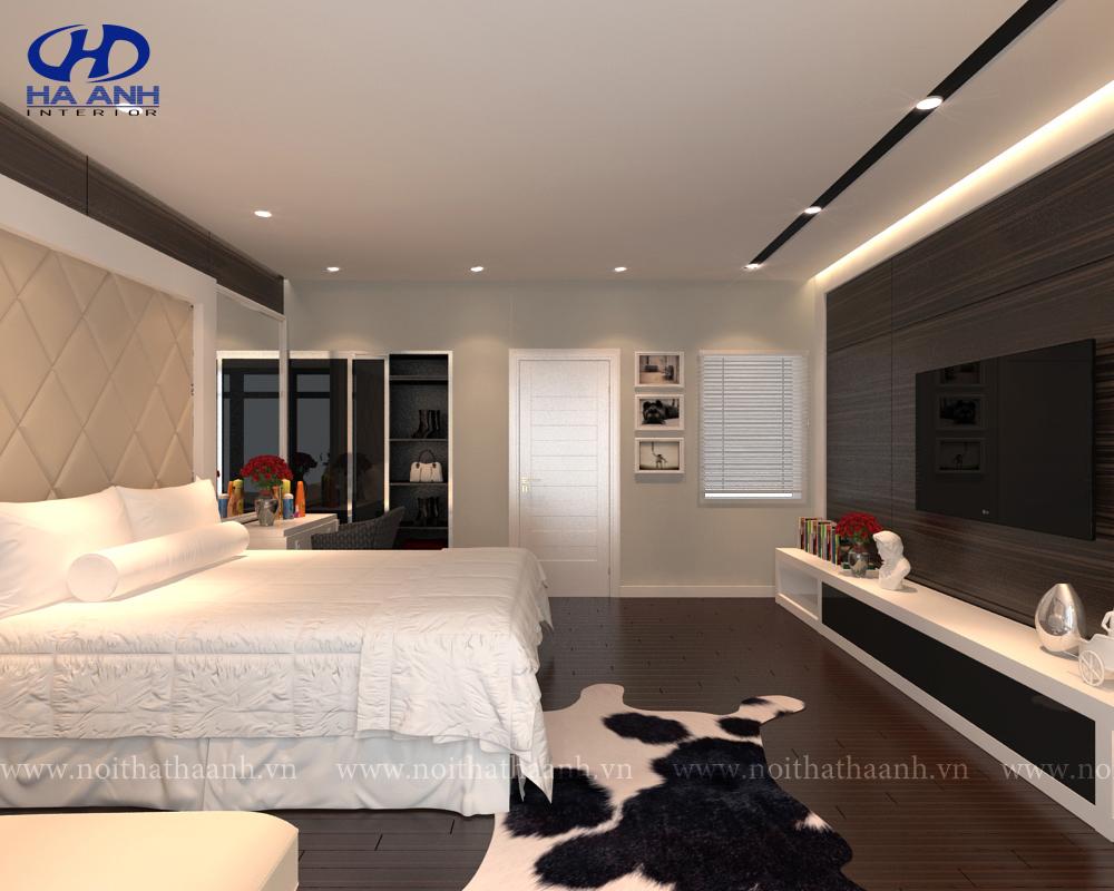 Phòng ngủ Bố Mẹ HA-40219-1