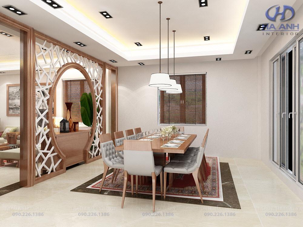 Phòng khách laminate HA-8102-2