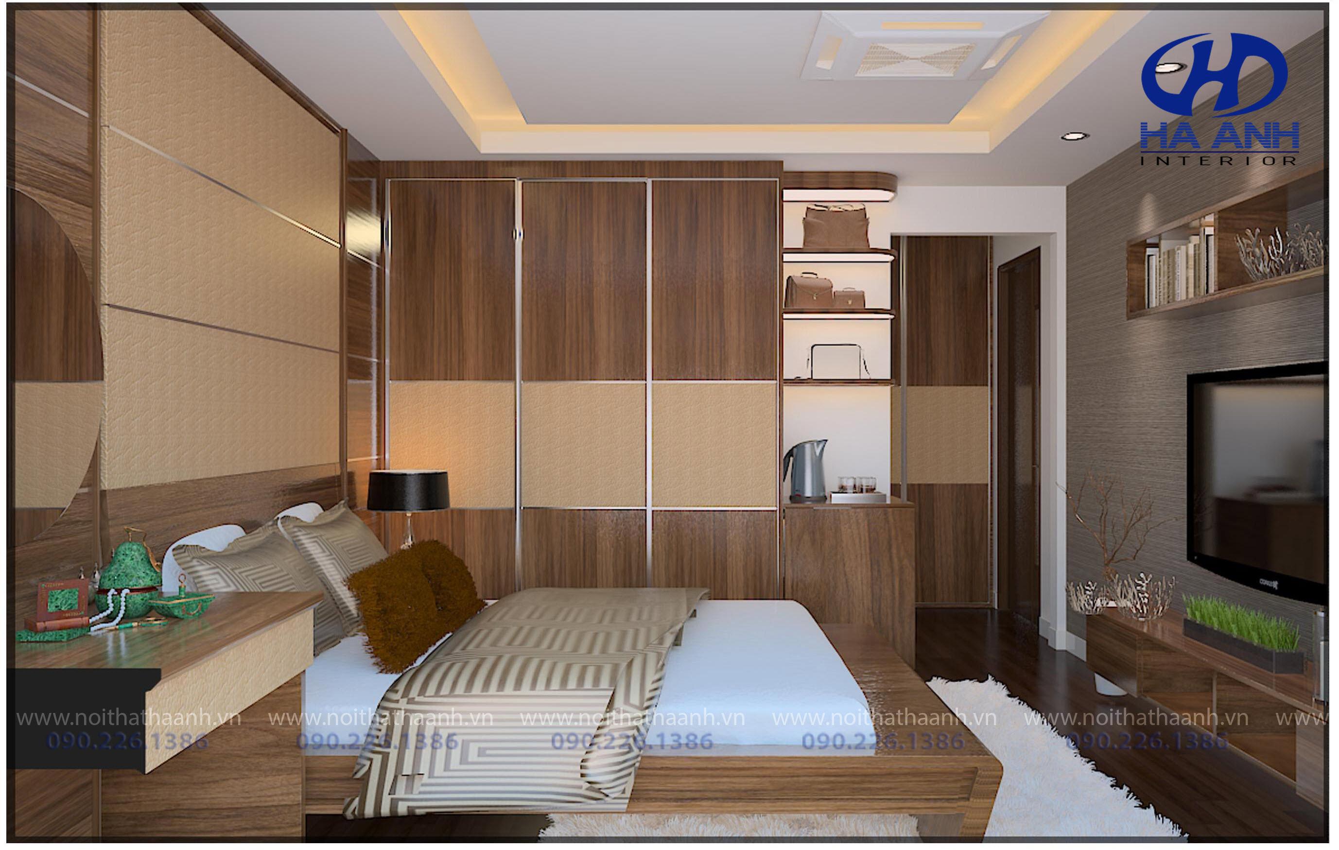 Phòng ngủ Laminate-0