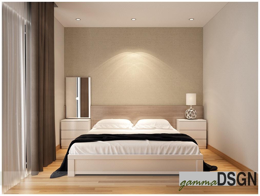Phòng ngủ laminate HA-8015