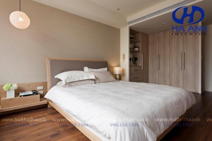Phòng ngủ laminate HA-8030