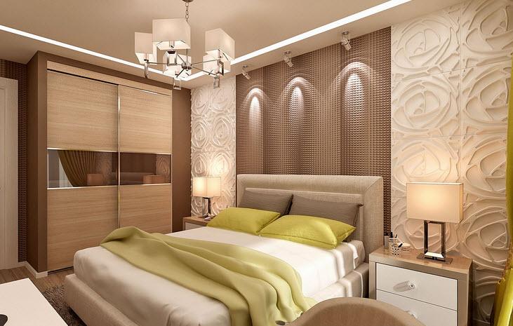 Phòng ngủ laminate HA-8038