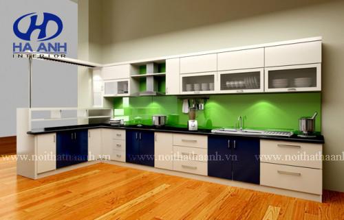 Tủ bếp công nghiệp phong cách của mỗi người
