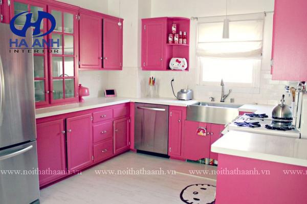 Tủ bếp công nghiệp HA-30140