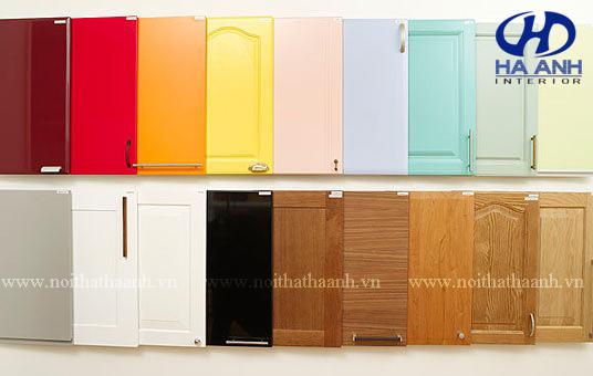 Tủ bếp veneer HA-30217-2