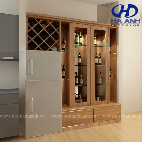 Tủ rượu HA-50412-1