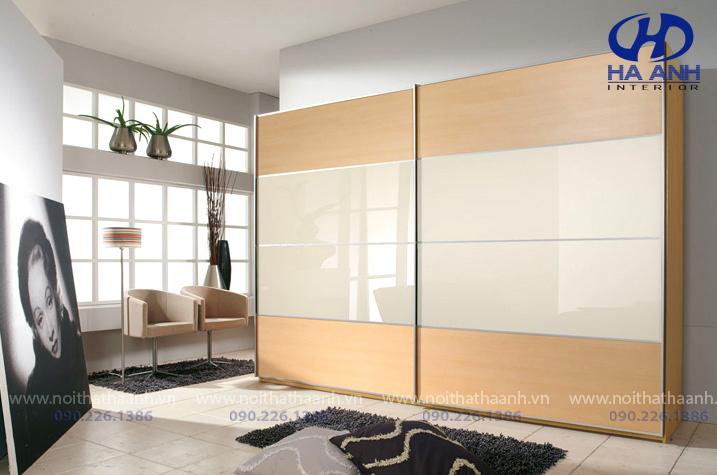 Tủ áo laminate HA -8205