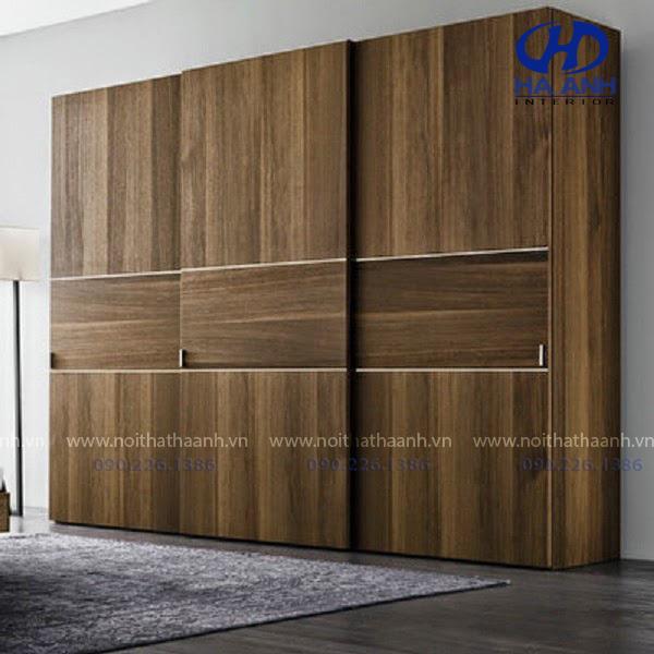 Tủ áo laminate HA -8209