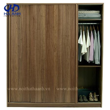 Tủ quần áo gỗ Laminate