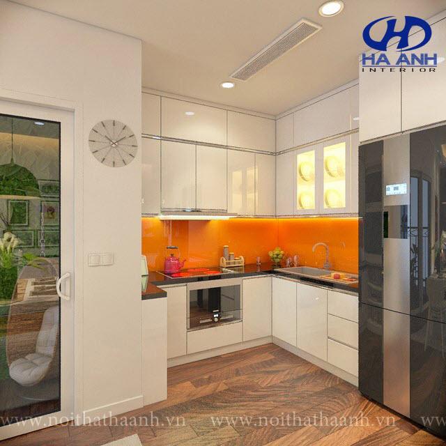 Tủ bếp công nghiệp HA 30115-1