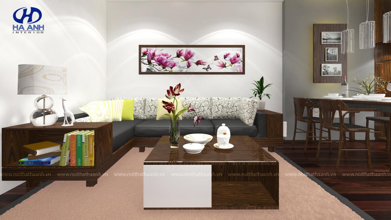 Nhà anh Sơn-chung cư HOABINHGREEN CTY