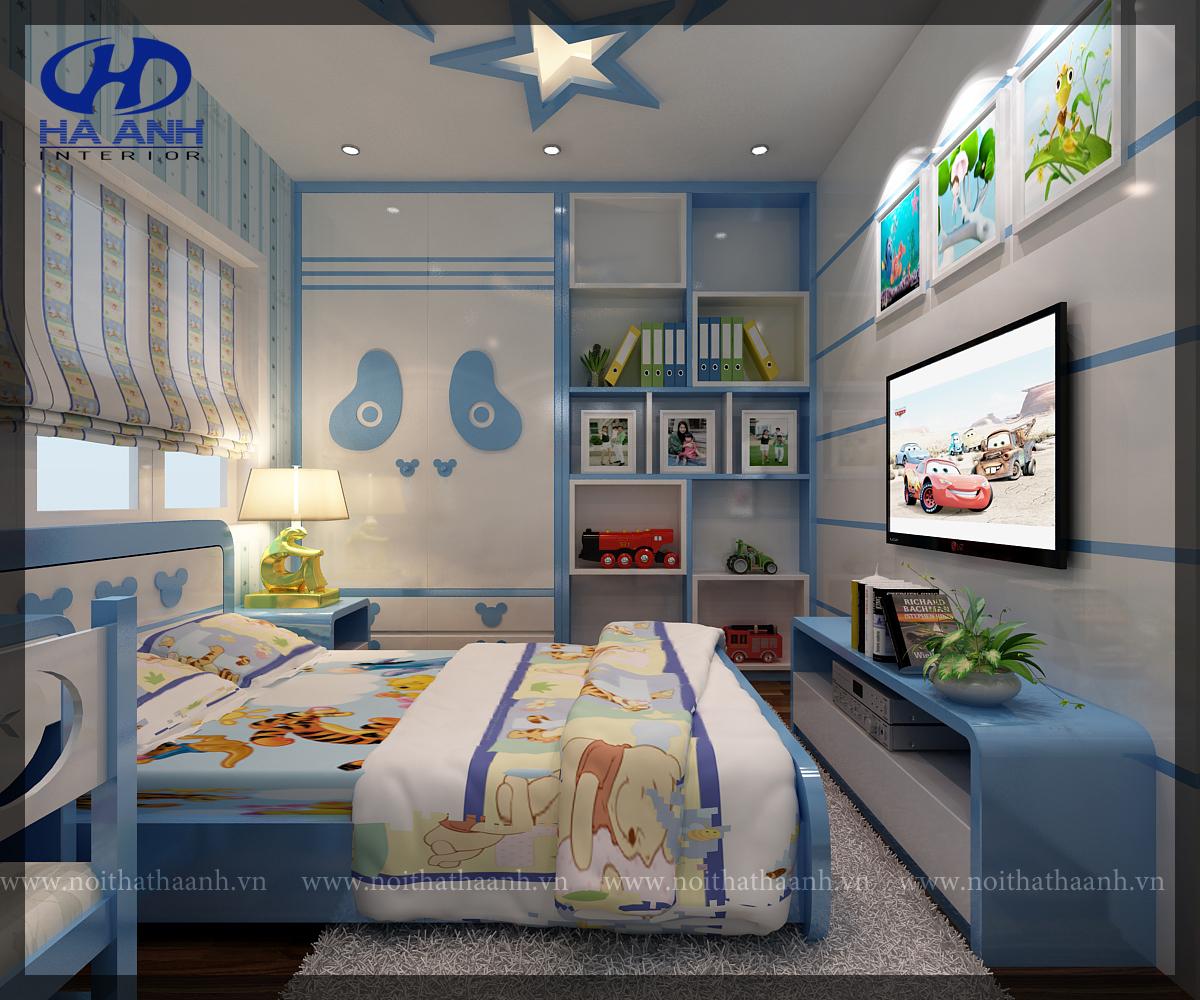 Phòng ngủ trẻ em HA-40311
