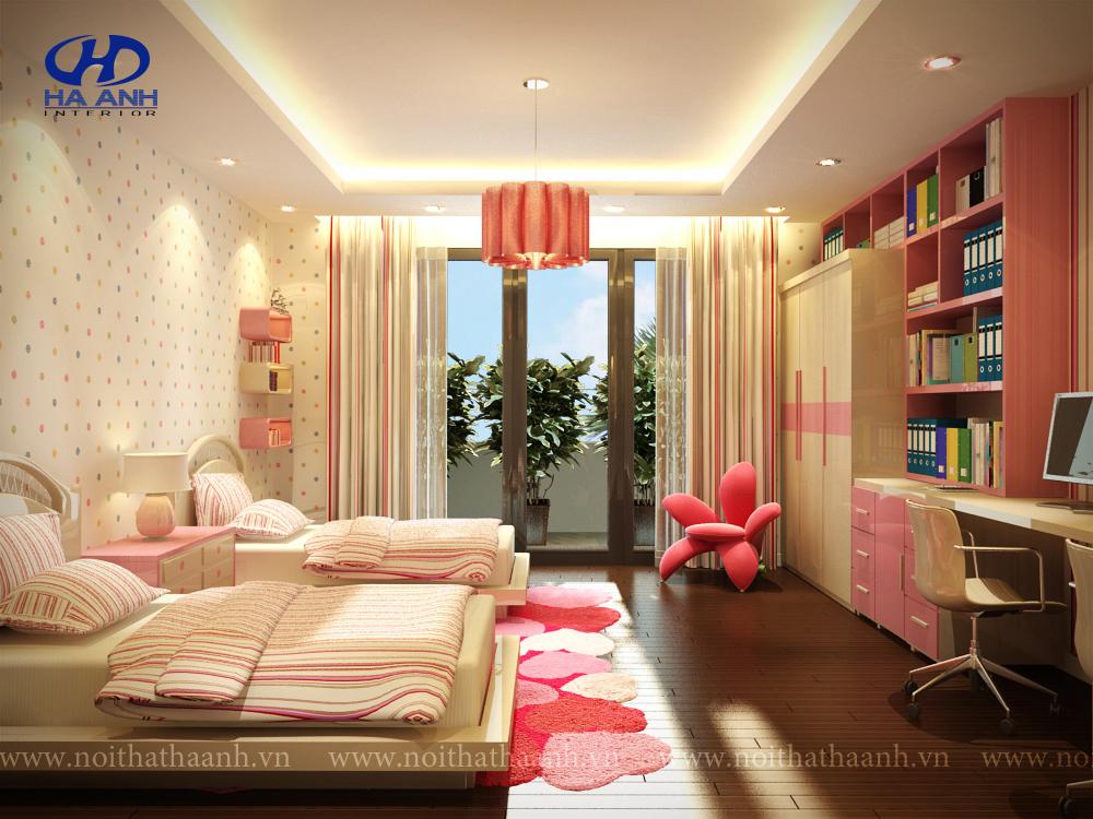 Phòng ngủ trẻ em HA-40313