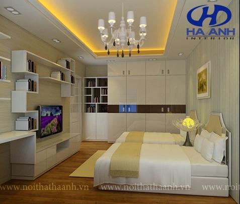 Phòng ngủ trẻ em HA-40315