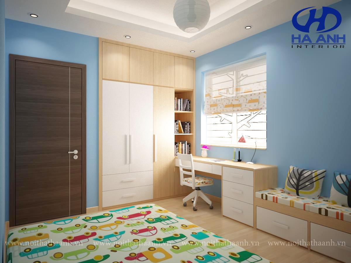 Phòng ngủ trẻ em HA-40316
