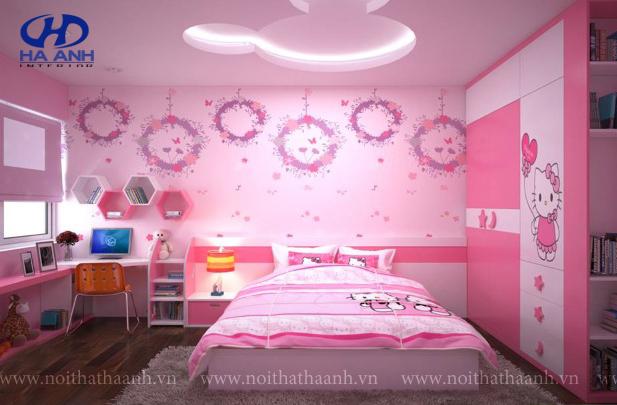 Phòng ngủ trẻ em HA-40317