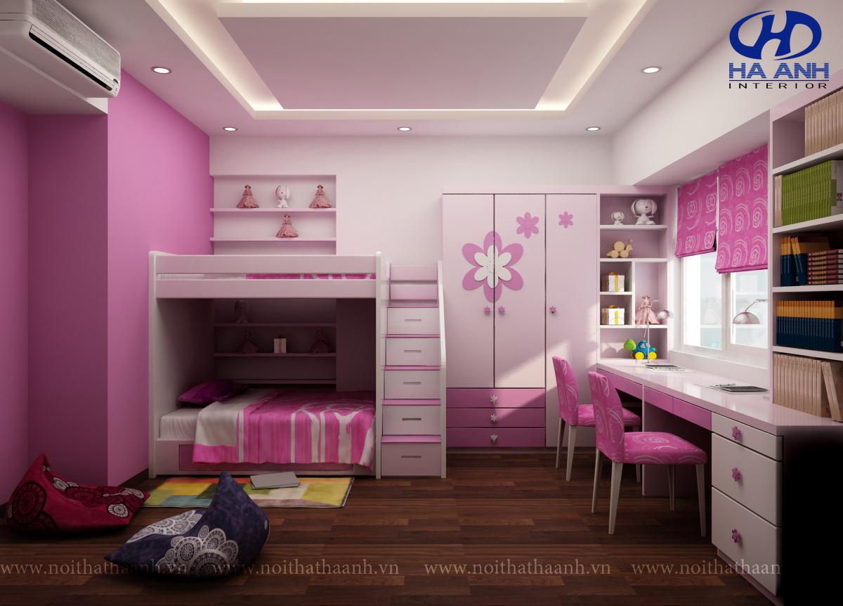 Phòng ngủ trẻ em HA-40319-1