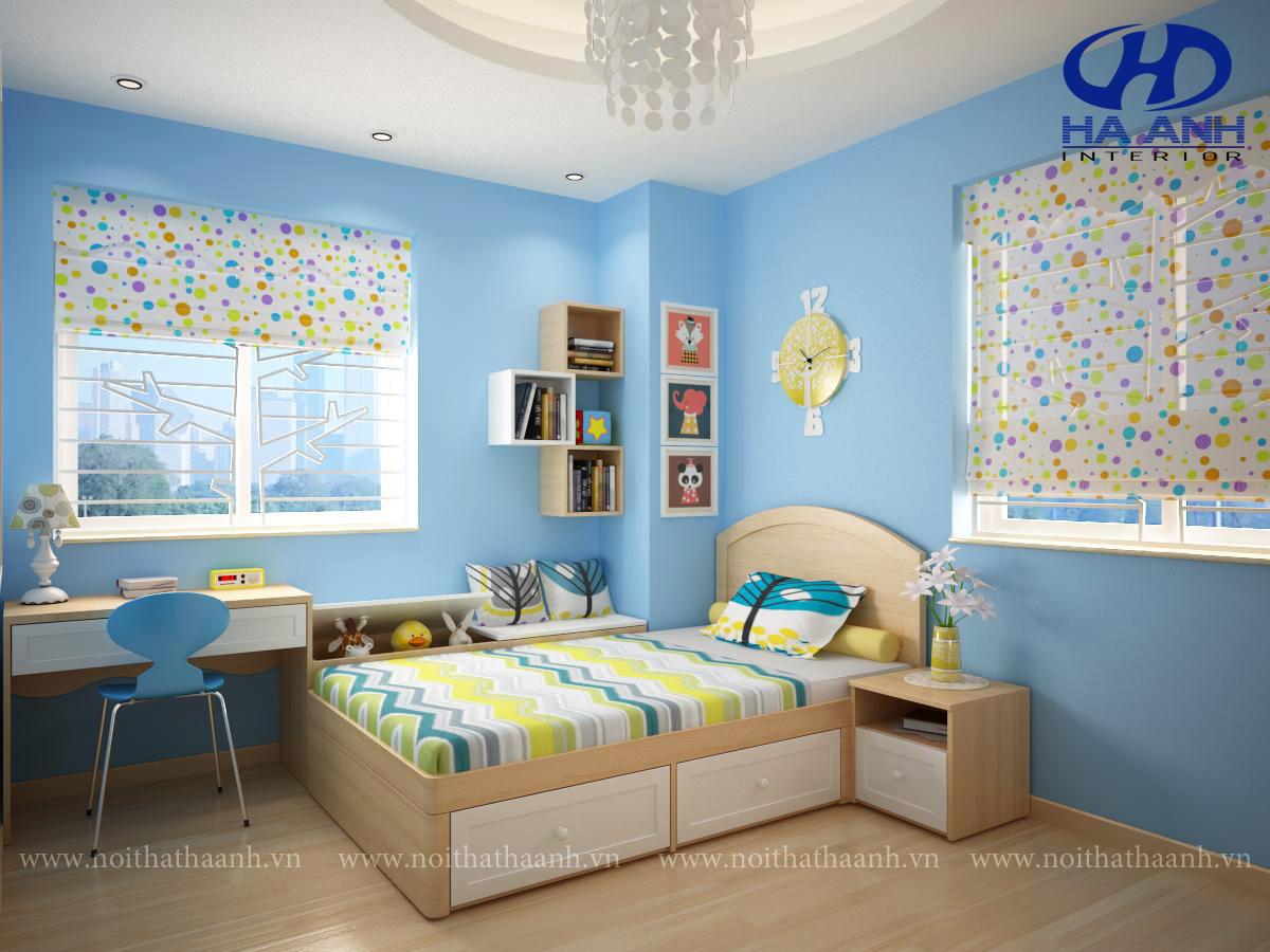 Phòng ngủ trẻ em HA-40325