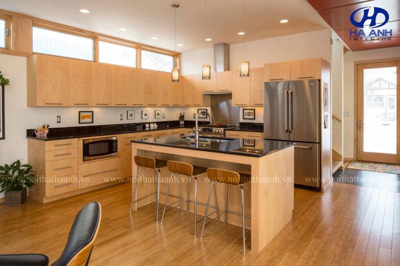 Tủ bếp MFC HA-30313-1