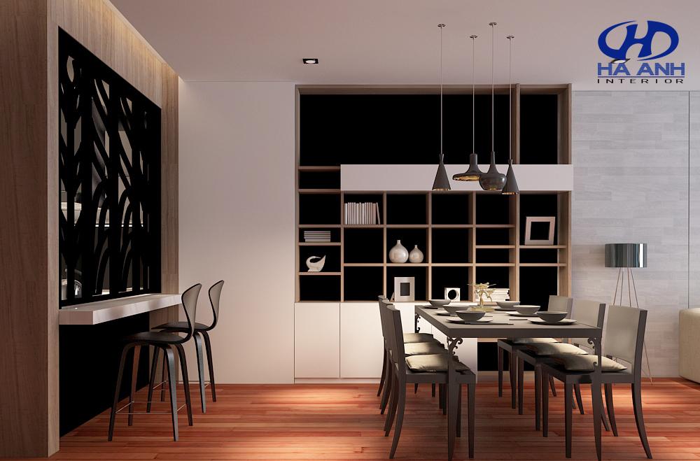 Tủ bếp MFC HA-30314