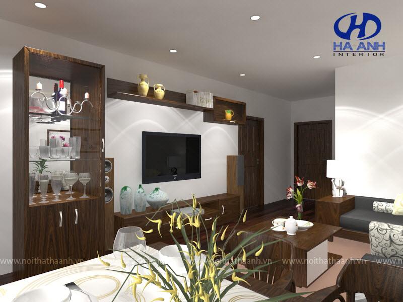 Nhà anh Sơn-chung cư HOABINHGREEN CTY-1