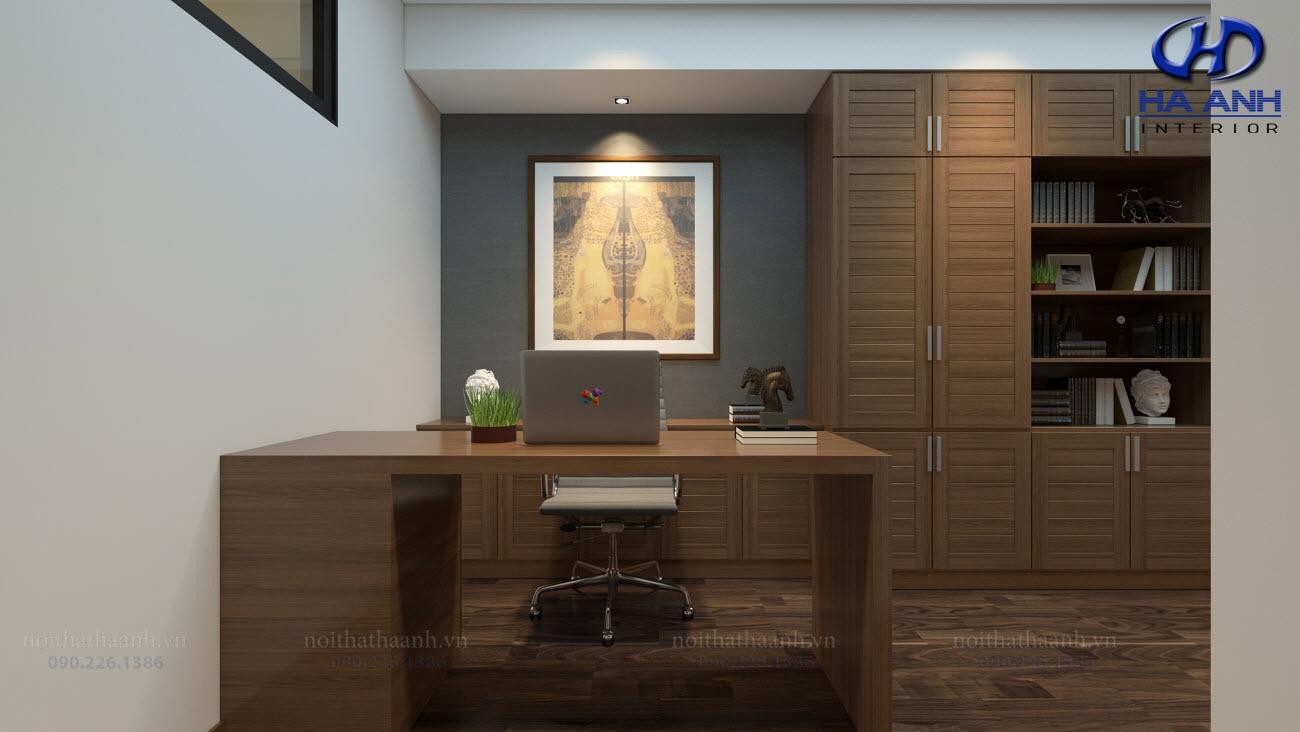 Thiết kế và thi công nội thất gia đình Chị Bích - Sơn La-12