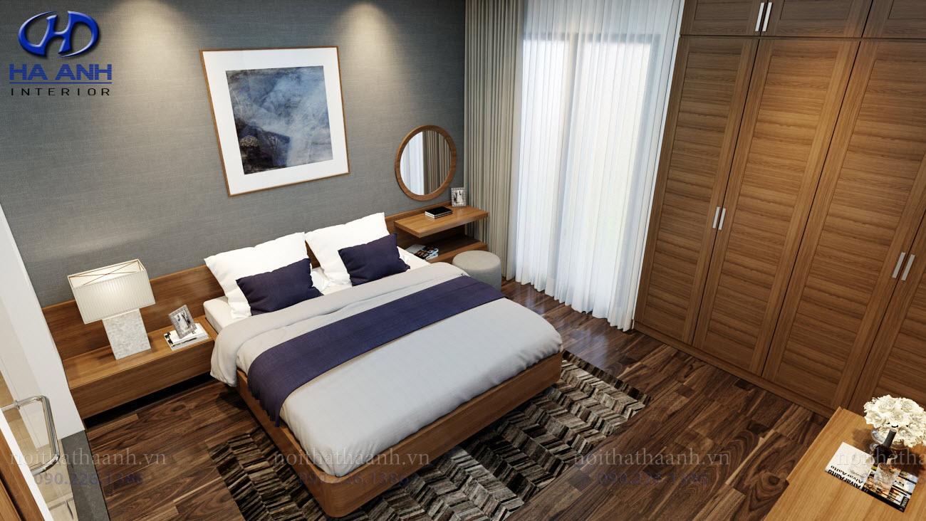Thiết kế và thi công nội thất gia đình Chị Bích - Sơn La-8