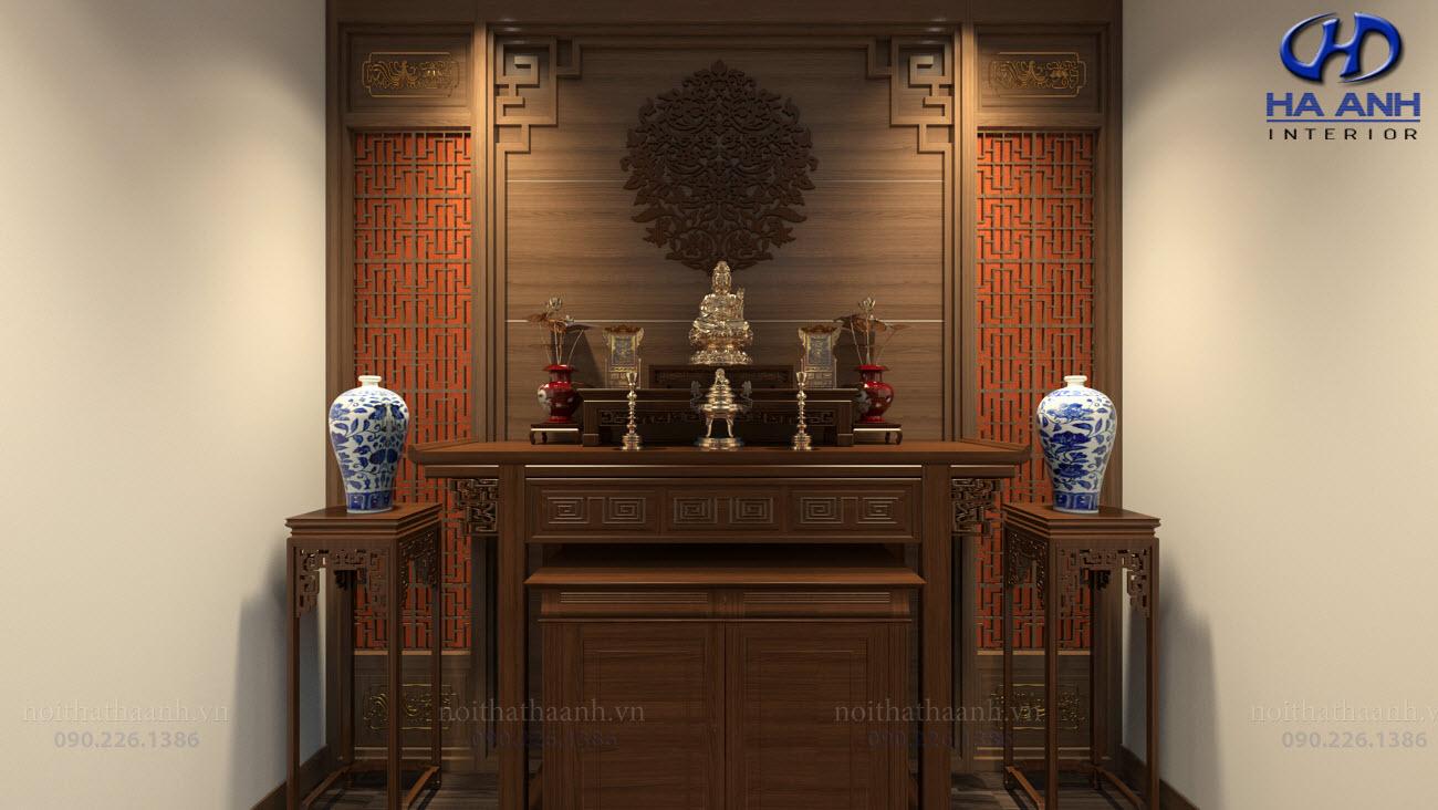 Thiết kế và thi công nội thất gia đình Chị Bích - Sơn La-13